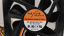 Вентилятор, кулер 80х80 для корпуса 3-pin/molex, фото 3