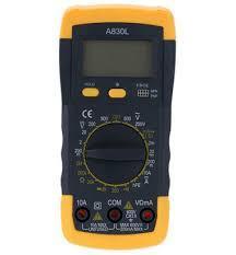 Тестер А830L цифровой