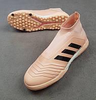 Сороконожки футбольные Predator Tango 18+ TF Trace Pink