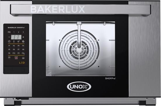 Печь пароконвекционная пекарская UNOX XEFT03HSELDV 460х330мм (Италия)