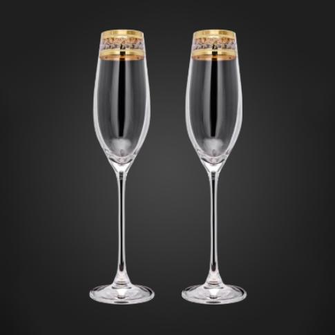 Свадебные бокалы VIP модель 3
