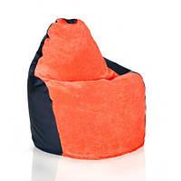 Кресло бескаркасное большое 95 / 100 / 100 см
