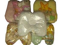 Детские ортопедические подушки для новорожденных