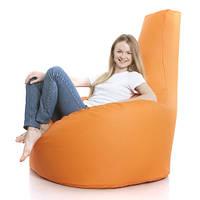 Кресло бескаркасное большое  Ложка  120 / 110 см