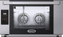 Печь пароконвекционная пекарская UNOX XEFT04EUELDV 600х400мм (Италия)