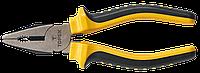 Плоскогубцы комбинированные, 200 мм 32D100 Topex, фото 1