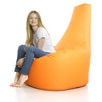 Кресло бескаркасное среднее Ложка  110/ 80 см , фото 1