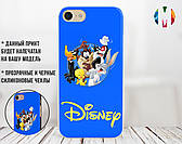 Силиконовый чехол для Apple Iphone 5_5s Disney friends (4002-3192)