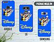 Силиконовый чехол для Apple Iphone 5_5s Disney friends (4002-3192), фото 6