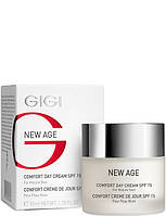 GIGI NEW AGE COMFORT DAY CREAM SPF-15 - ДНЕВНОЙ КРЕМ SPF-15, 50 мл.