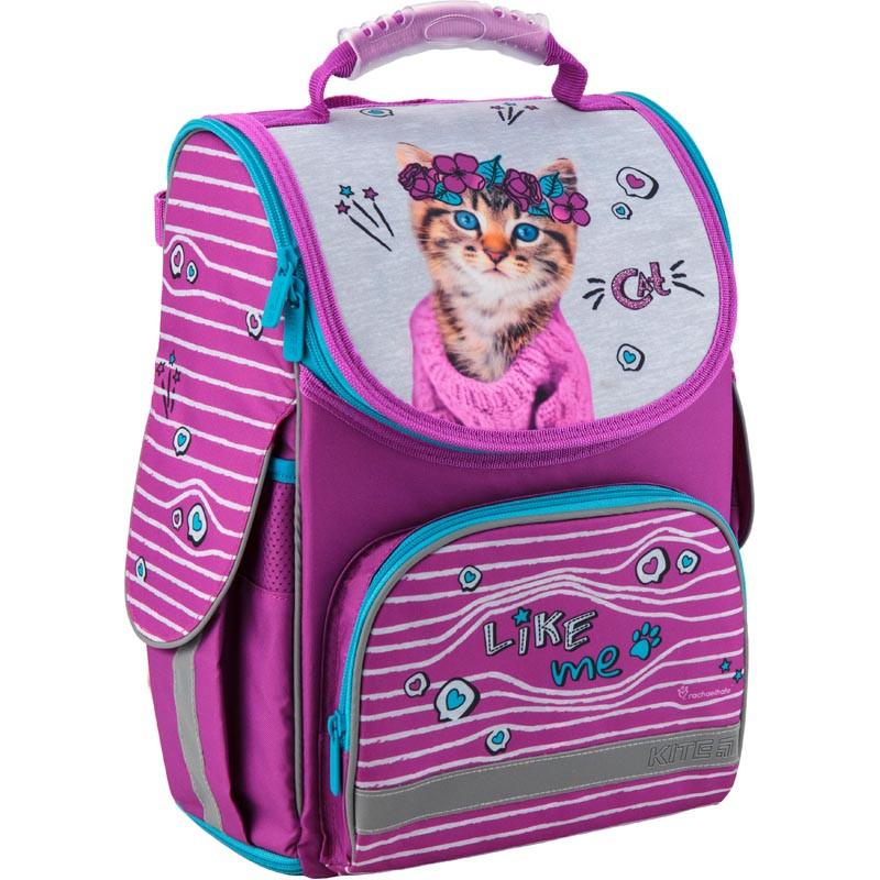 """Рюкзак шкільний """"трансформер"""" Kite Education 500 R Rachael Hale R19-500S"""