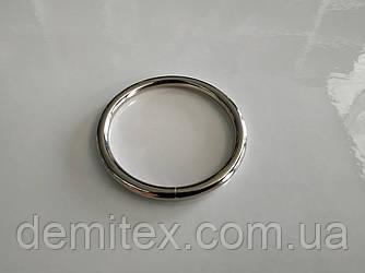 Кольцо сварное никель 40х4мм