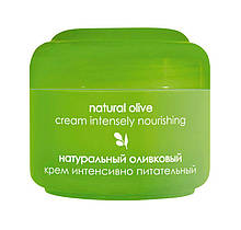 Крем для лица Оливковый, 50 мл, Ziaja Olive Natural Face Intensely Nourishing Cream, Зая
