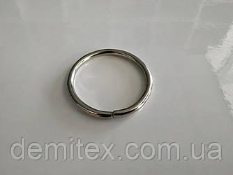 Кольцо никель 35х3,5мм