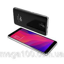 Смартфон Allcall RIO X черный (экран 5,5 дюймов, памяти 1/8Gb, батарея 2850 mAh)