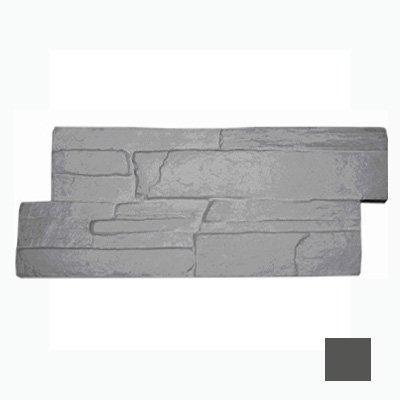 Фасадна облицювальна плитка «Матрикс» (чорний) (кв. м)