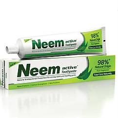 Зубная паста Neem Active, 125 грамм