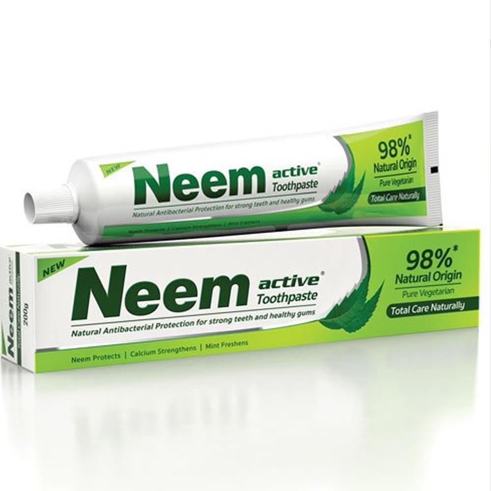 Зубная паста Neem Active, 200 грамм