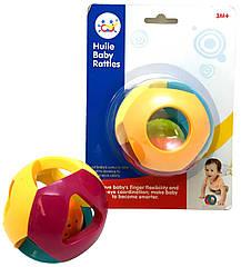 Детская погремушка Huile Toys Двойной шарик (939-5)