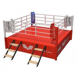 Боксерські ринги на помості