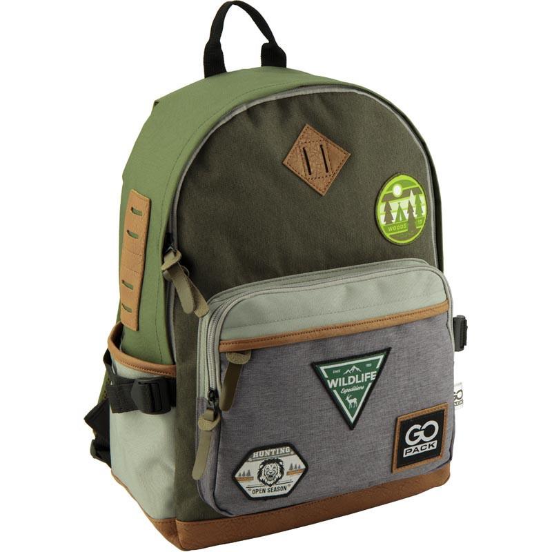 Рюкзак GoPack 135-1 GO19-135L-1 ранец  рюкзак школьный hfytw ranec