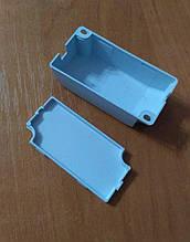 С003 корпус для LED драйвера 80 х 36 х 22мм пластик белый