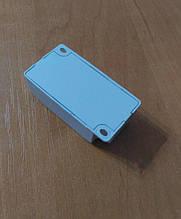 С004 корпус для LED драйвера 66 х 33 х 21мм пластик белый