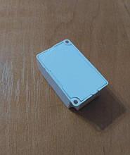 С006 корпус для LED драйвера 50 х 28 х 21мм пластик белый
