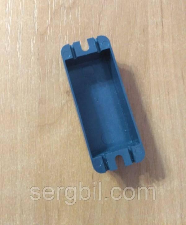 G004 корпус для LED драйвера 103 х 38 х 29мм пластик чорный