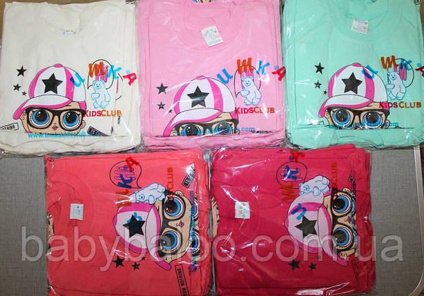 """Модная детская футболка """"LOL""""в кепке( от 4 до 8 лет) , фото 2"""