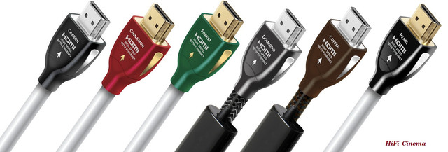 HDMI Cable Audioquest Model line