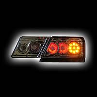 Задние фонари на ВАЗ 2115 Базука только левая часть.