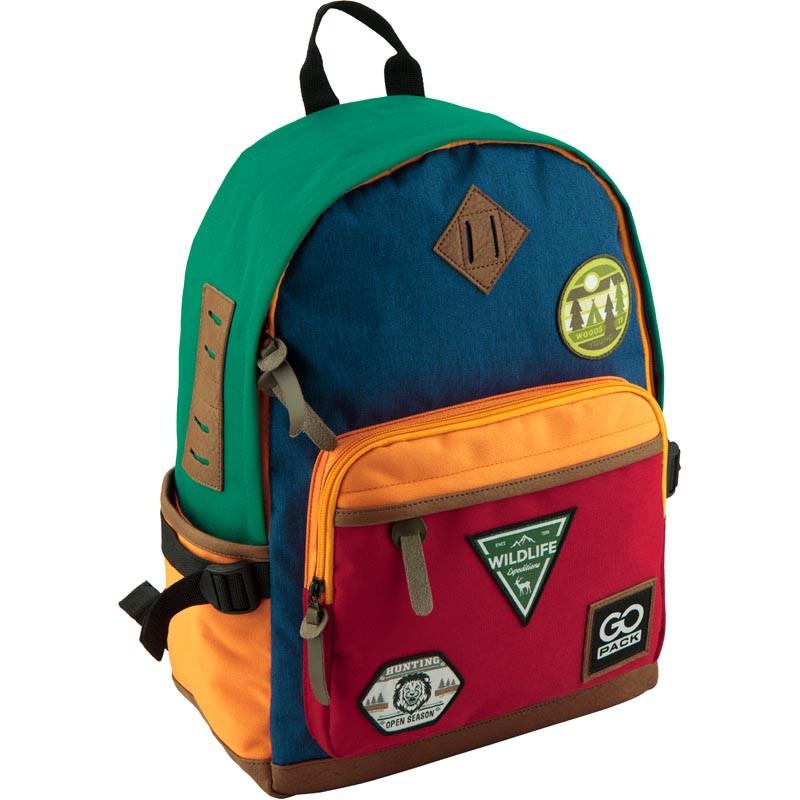 Рюкзак GoPack 135-3 GO19-135L-3 ранец  рюкзак школьный hfytw ranec