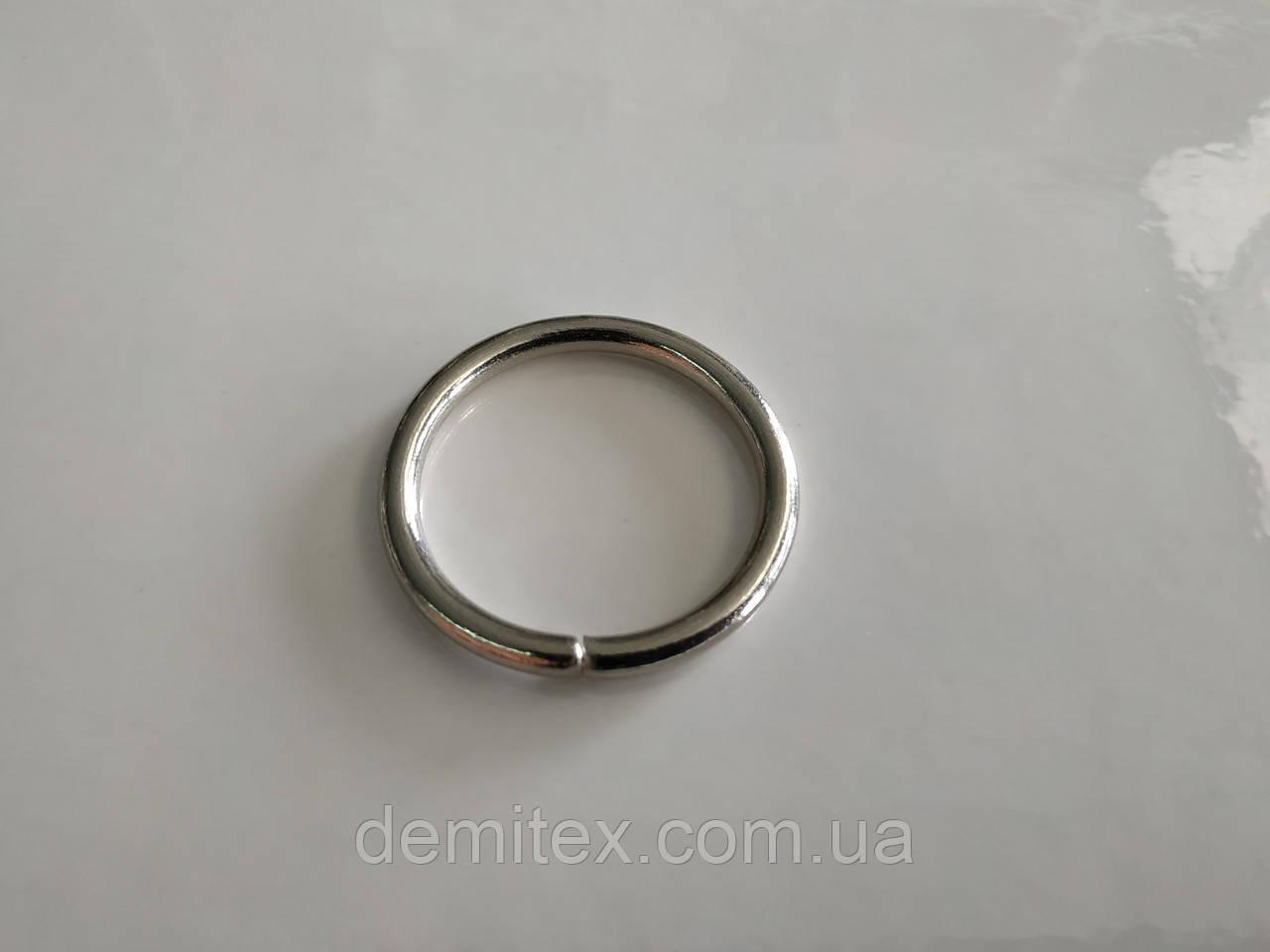 Кольцо никель 25х3 мм