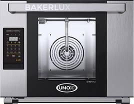 Печь пароконвекционная пекарская UNOX XEFT04HSELDV 460х330мм (Италия)