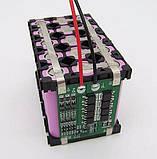 3s 3,7 V 25A BMS (12,6 V) плата захисту/балансир 3х3,7В Li-ion акумуляторів, фото 3