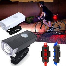 Велосипедные фонари и аксессуары.