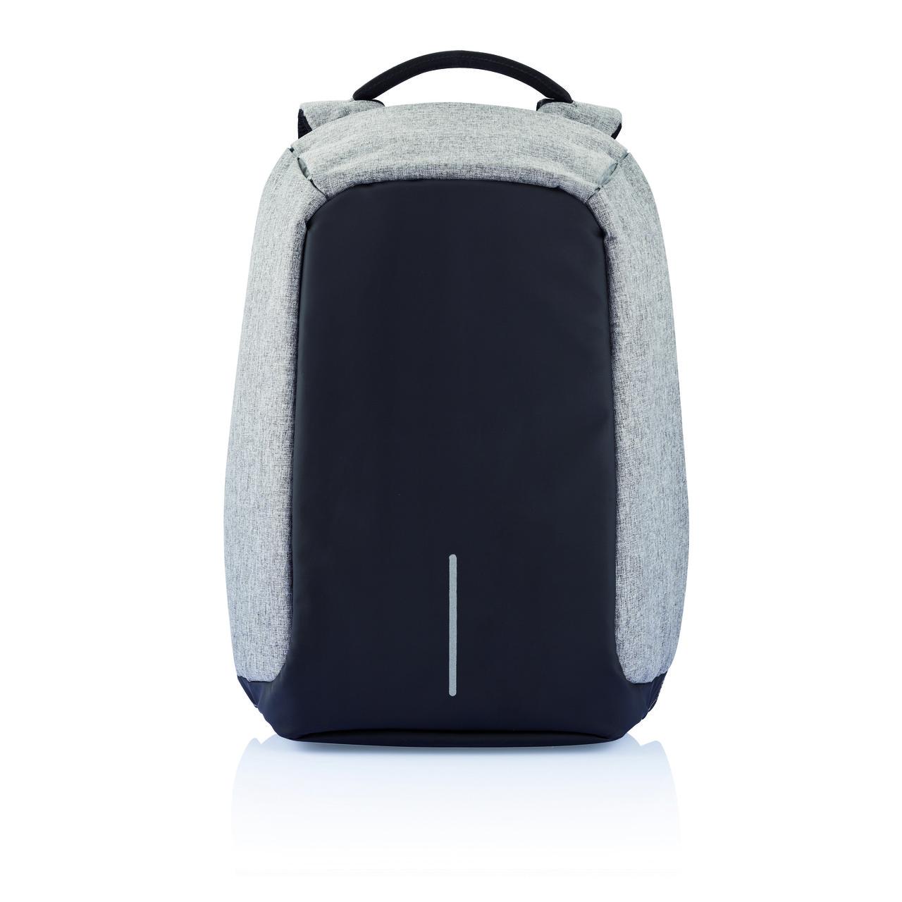 "Рюкзак ""Bobby XL""/серый/защита от краж, фото 1"