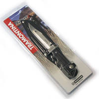 Туристический нож Tramontina 26051-105,охотничьи ножи,товары для рыбалки и охоты,оригинал ,качество,тур ножи