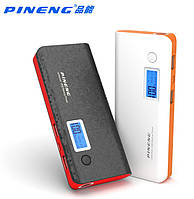 УМБ Power bank Pineng PN-968 10000mAh внешняя портативная батарея