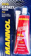 Герметик силикиконовый красный Mannol 9914 / 85 г.