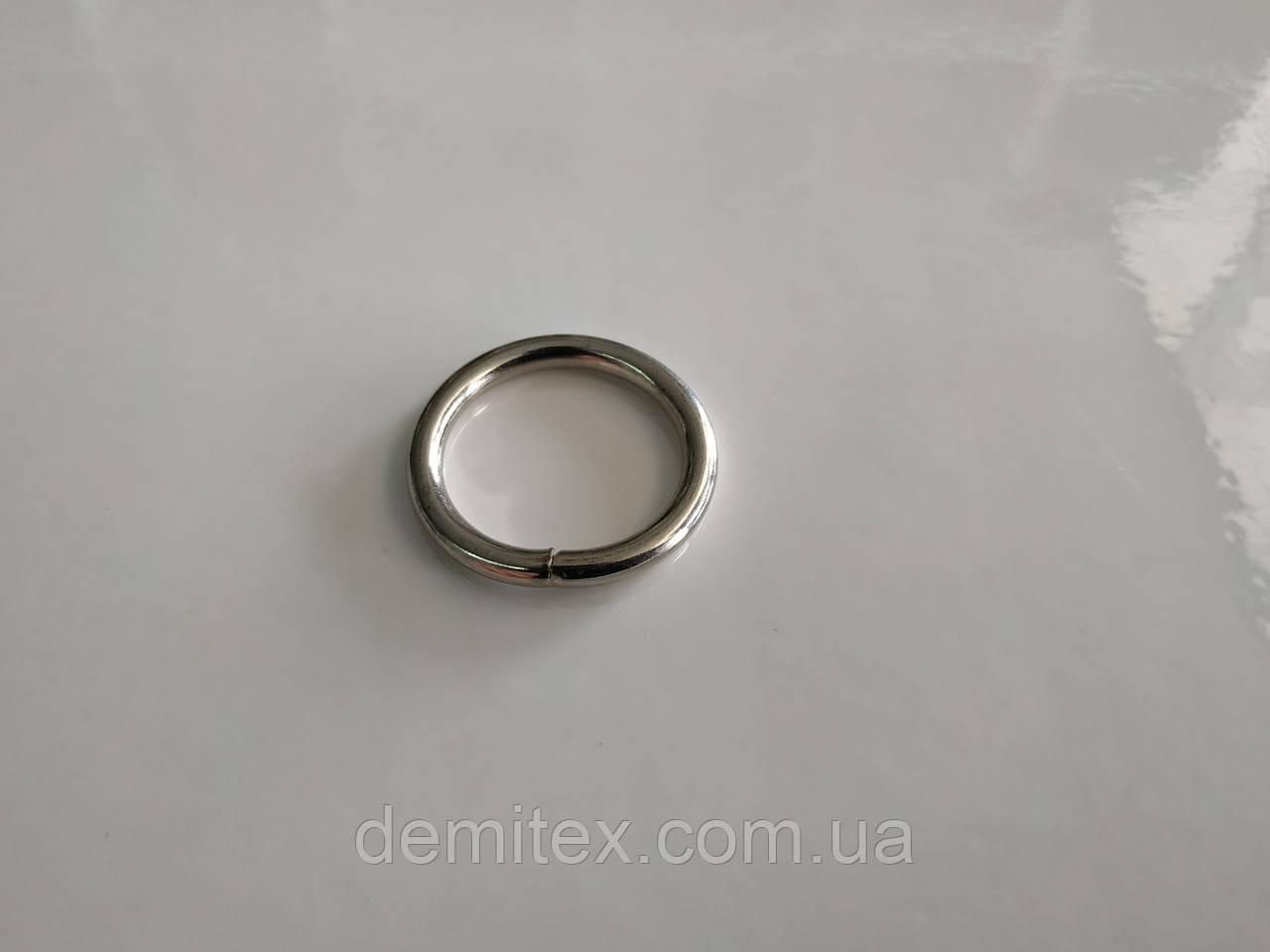 Кольцо сварное никель 20х3мм