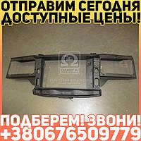 ⭐⭐⭐⭐⭐ Рамка радиатора (очки) ВАЗ 2107  (пр-во Экрис)