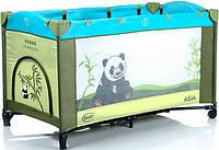 Оригинал. Детский манеж - кровать 4Baby Asia VEGAS CONTINENTAL