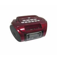 Радиоприёмник-плеер МР3 и других форматов GOLON RX-662, поддерживает SD/USB накопители, запись, пульт ДУ
