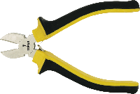 Кусачки боковые с пружиной 160 мм 32D126 Topex, фото 1