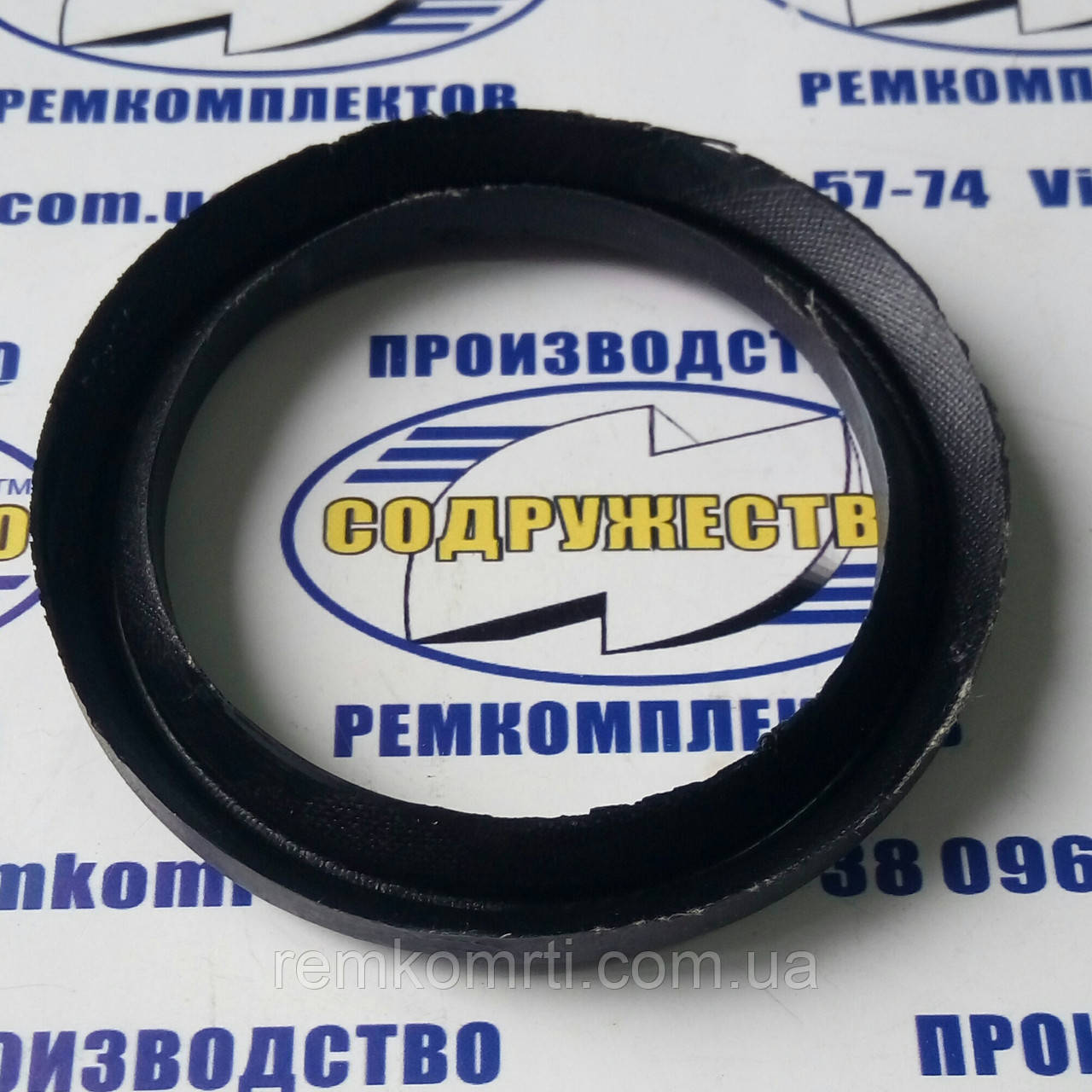 Манжета шевронна (МШ) 110 х 90 резиноткань
