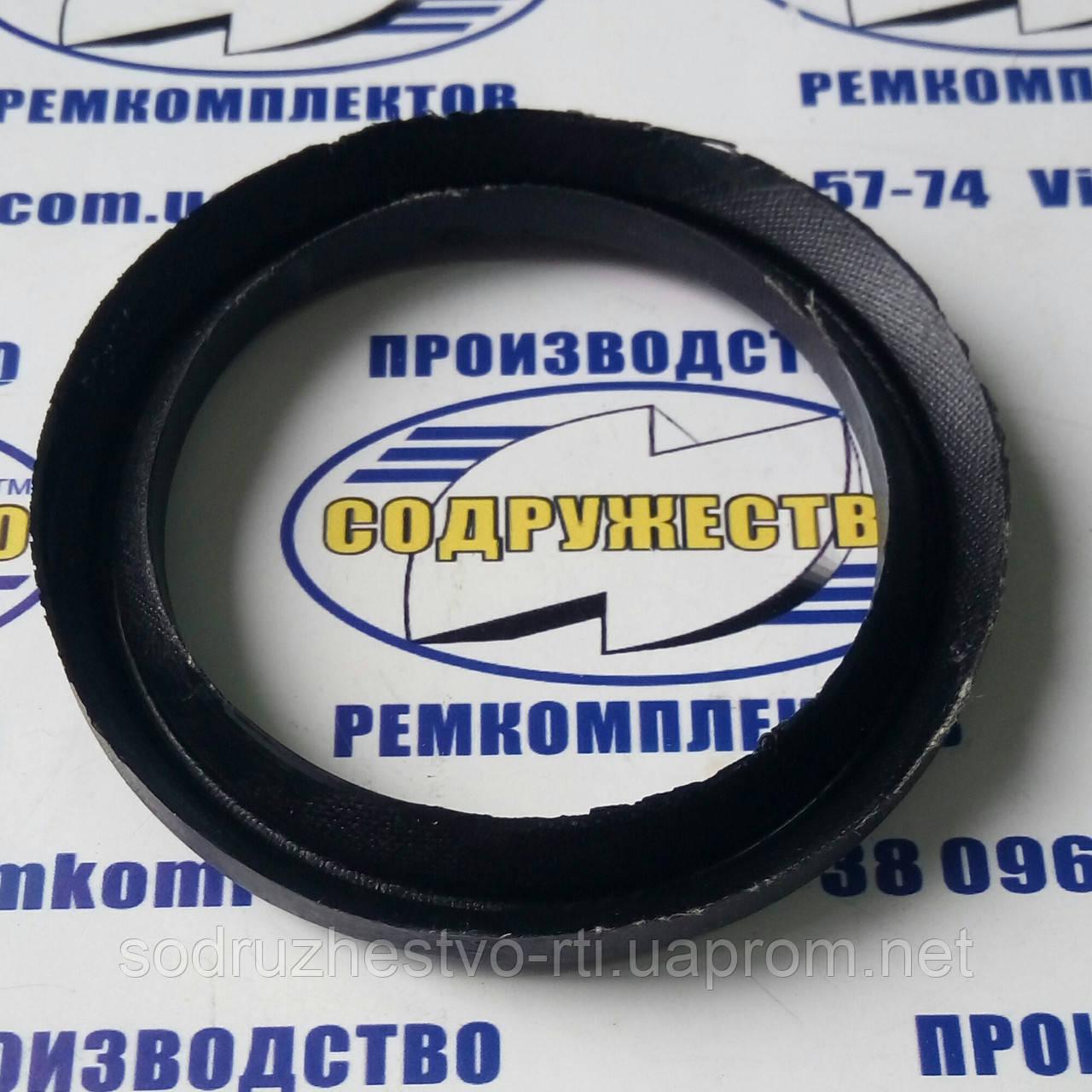 Манжета шевронная (МШ) 125 х 100 резиноткань