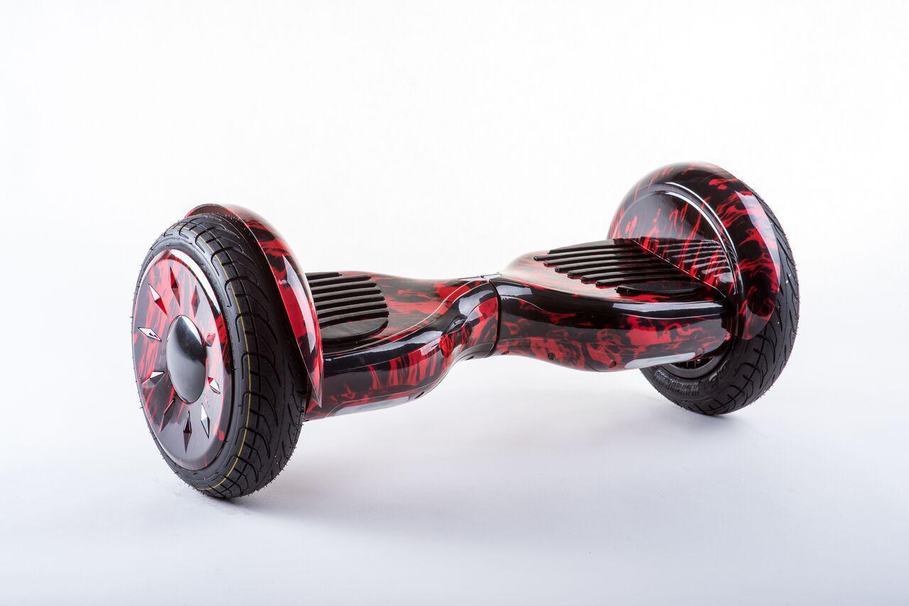 Гироборд Smart Balance Galant PRO 10,5 дюймов - Огонь красный