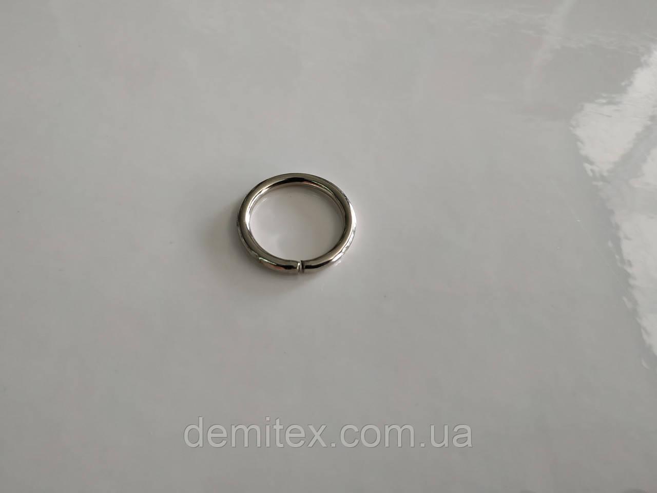 Кольцо никель 12х2мм